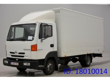 Nissan Atleon KOFFER - ciężarówka furgon