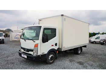 Ciężarówka furgon Nissan Cabstar 35.13 KOFFER BÄCKER 4,4m / ČR
