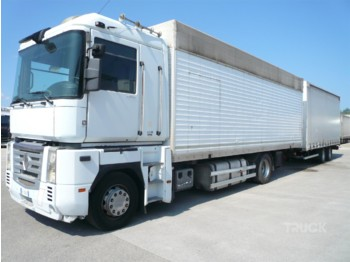 RENAULT MAGNUM 500 - ciężarówka furgon