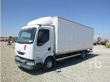 RENAULT MIDLUM 210.75 4x2 - ciężarówka furgon