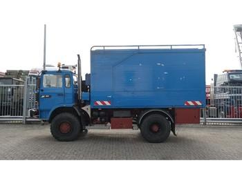 Renault M180 4x4 Turbo MIDLINER MANUAL GEARBOX 167.000KM - ciężarówka furgon