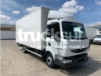 Renault MIDLUM 220.80 - ciężarówka furgon