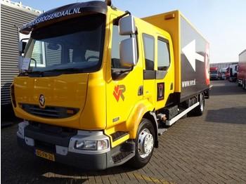 Renault MIDLUM 220 DCI + Manual + LIFT Dhollandia - ciężarówka furgon