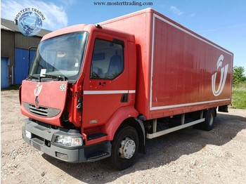 Renault Midlum 180 - ciężarówka furgon