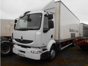 Renault Midlum 220 DXI - ciężarówka furgon
