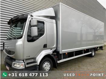 Renault Midlum 220 DXI / Euro 5 / Tail Lift / Belgium Truck - ciężarówka furgon