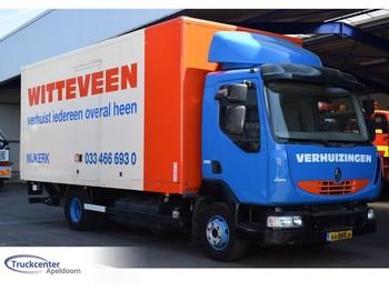 Ciężarówka furgon Renault Midlum 220, Euro 5, Manuel, Truckcenter Apeldoorn