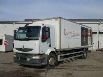 Renault Midlum 240.18 Koffer mit LBW  - ciężarówka furgon