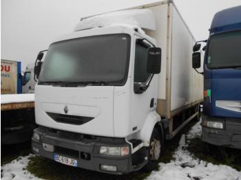Ciężarówka furgon Renault Midlum 270 DCI