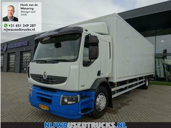Ciężarówka furgon Renault PREMIUM 380 schiebeplan + LBW: zdjęcie 1
