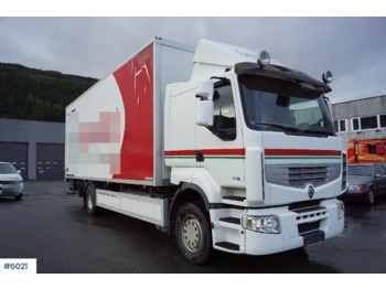 Ciężarówka furgon Renault Premium