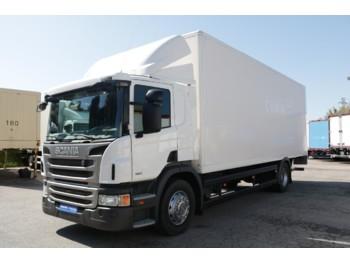 SCANIA P250.18 E6 (Van) - ciężarówka furgon
