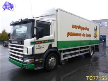 Scania 94D 260 Euro 2 - ciężarówka furgon