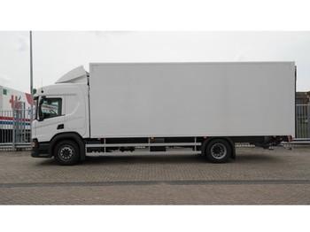 Scania NEW P 250 EURO 6 CLOSED BOX - ciężarówka furgon
