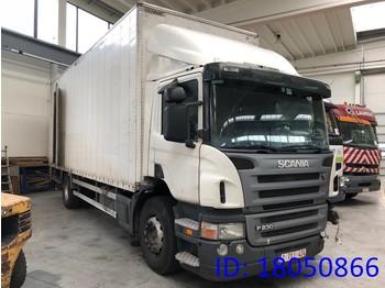 Scania P230 - ciężarówka furgon