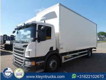 Ciężarówka furgon Scania P230 mlb airco 2t lift