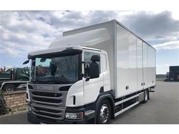 Ciężarówka furgon Scania P250