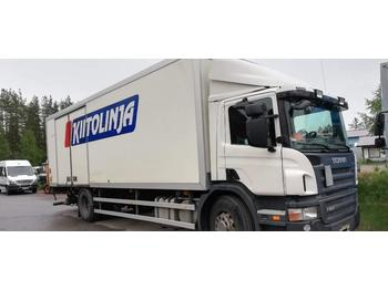 Scania P280  - ciężarówka furgon