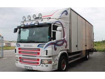 Ciężarówka furgon Scania P310 DB 4X2 MNB