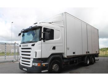 Scania R420LB6X2*4MNB  - ciężarówka furgon