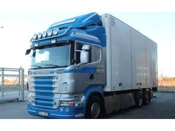 Ciężarówka furgon Scania R500LB6X2*4MNA Euro 5