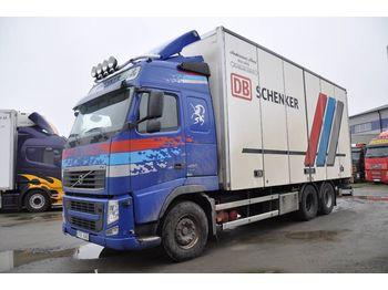 Ciężarówka furgon VOLVO FH480 6X2