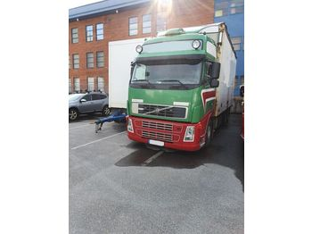 VOLVO FH480 6x2 euro 5 - ciężarówka furgon