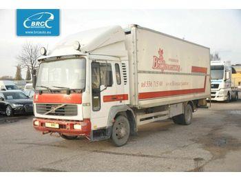 Ciężarówka furgon VOLVO FL6: zdjęcie 1