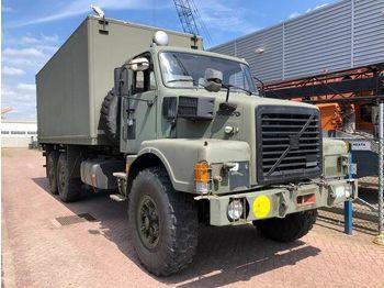 Ciężarówka furgon VOLVO N10 Ex Army