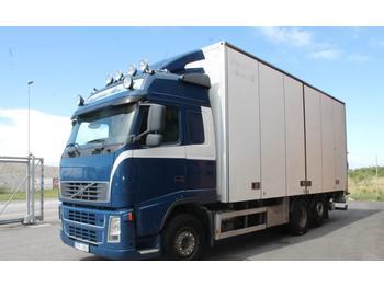 Volvo FH12 6*2  - ciężarówka furgon