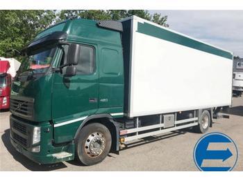 Volvo - FH420 4x2R mit LBW - ciężarówka furgon