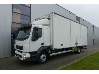 Volvo FL240 4X2 SIDE OPENING BOX EURO 5  - ciężarówka furgon