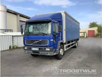 Volvo FL250 - ciężarówka furgon