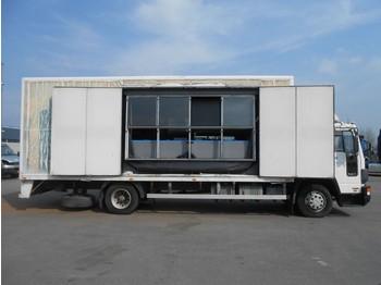 Volvo FL6 15 - bureau mobile - showtruck - ciężarówka furgon