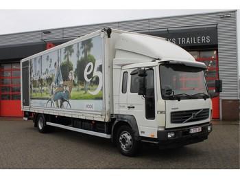 Ciężarówka furgon Volvo FL6 220: zdjęcie 1