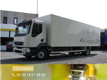 Ciężarówka furgon Volvo FL6 240 Bakwagen met laadklep euro4