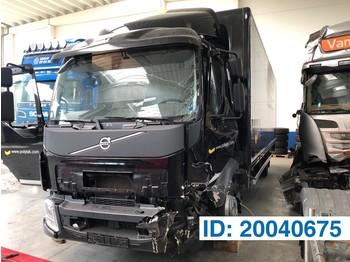 Volvo FL 210 - ciężarówka furgon