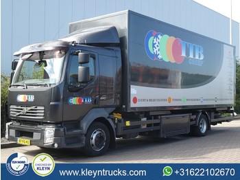 Ciężarówka furgon Volvo FL 240.12 manual airco bed