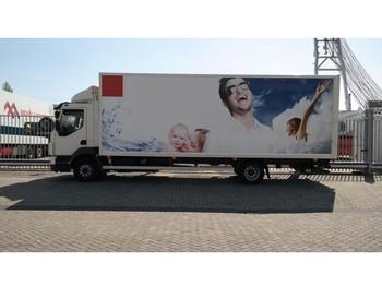 Ciężarówka furgon Volvo FL 240 CLOSED BOX 474.000KM MANUAL GEARBOX: zdjęcie 1