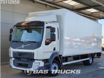 Ciężarówka furgon Volvo FL 250 4X2 Ladebordwand Euro 6: zdjęcie 1