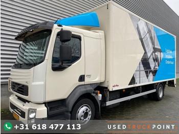 Volvo FL 280 / Manual / Euro 5 / Airco / Tail Lift / TUV: 5-2020 / NL-Truck - ciężarówka furgon