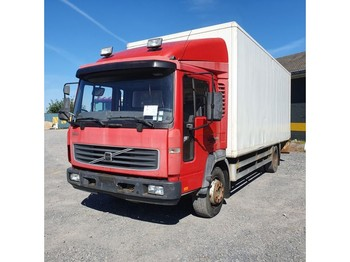 Volvo FL 6 220 - ciężarówka furgon