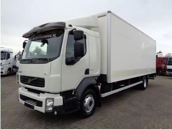 Ciężarówka furgon Volvo FL 6.240 + Euro 5 + DHOLLANDIA LIFT