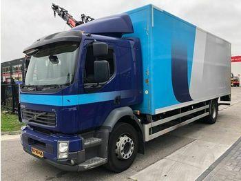Ciężarówka furgon Volvo Fl 250 EURO 5. Totaal 18000kg