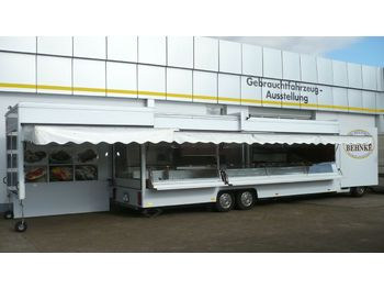 Fiat Verkaufsfahrzeug Borco Höhns  - ciężarówka gastronomiczna