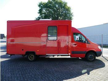 Mercedes-Benz Borco Höhns  - ciężarówka gastronomiczna