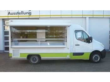 Renault Master  - ciężarówka gastronomiczna
