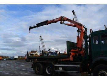 Ciężarówka hakowiec Atlas 140.1 / Abroller /