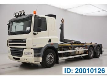 Ciężarówka hakowiec DAF CF85.410 - 6x4