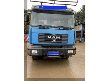 Ciężarówka hakowiec MAN FE 410 A